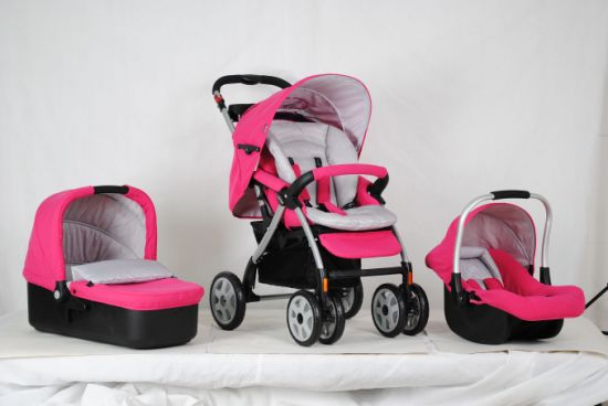 Baby Stroller Pushchair Can Be 3 In 1 Infant Car Seat Children