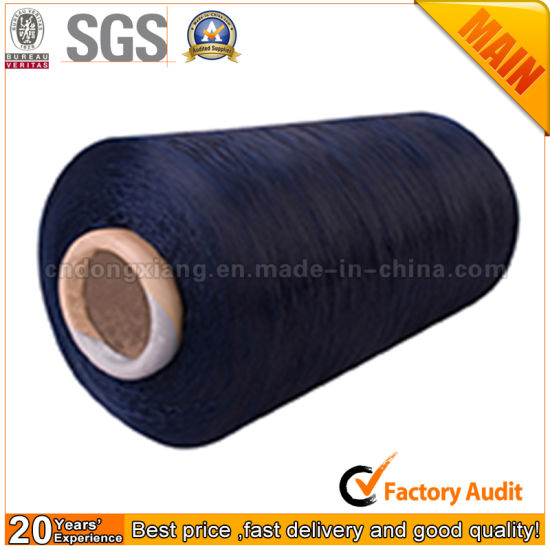 300d-1200d Hollow Polypropylene Yarn Factory pictures & photos