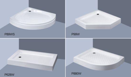 China Bathroom Accessories Shower Tray Sanitary Ware Bathroom