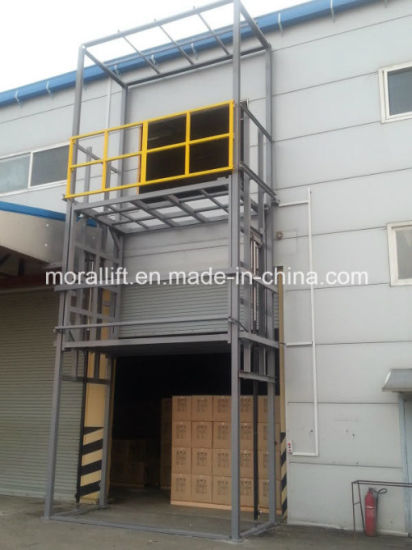 3000kg Warehouse Goods Lift Equipment(SJD) pictures & photos