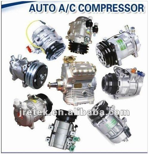Universal Sanden Auto AC Compressor (SD5H14)