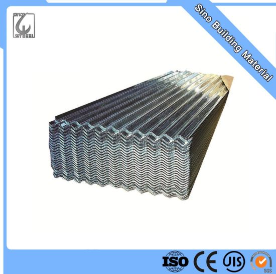 Pigpen Roofing Sheet Warehouse Sheet Galvanized Corrugated Steel Sheet