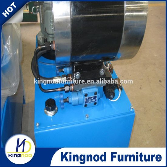Porefessioanl Manufacturer Hydraulic Hose Crimping Machine for Sale pictures & photos