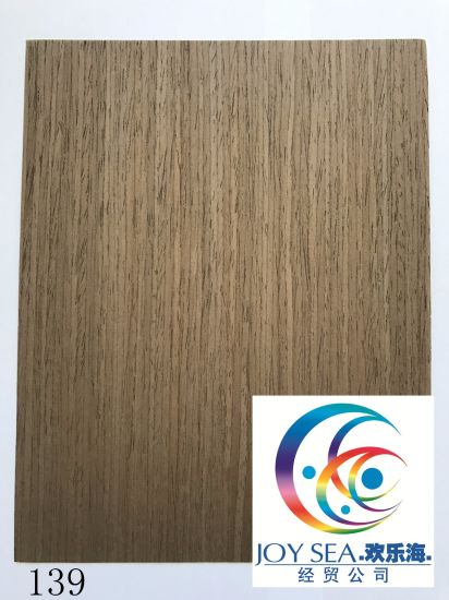 One Side Walnut Natural Veneer MDF 1220*2440*4mm pictures & photos