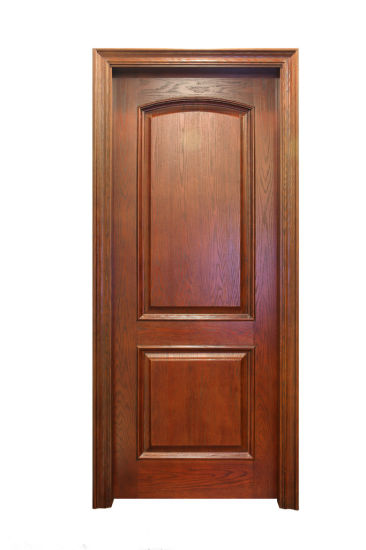 China Solid Interior Wooden Doors On Sale China Wooden