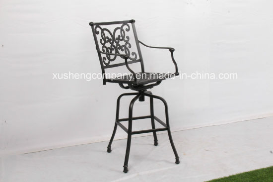 china luxtury outdoor high quality cast aluminum patio furniture