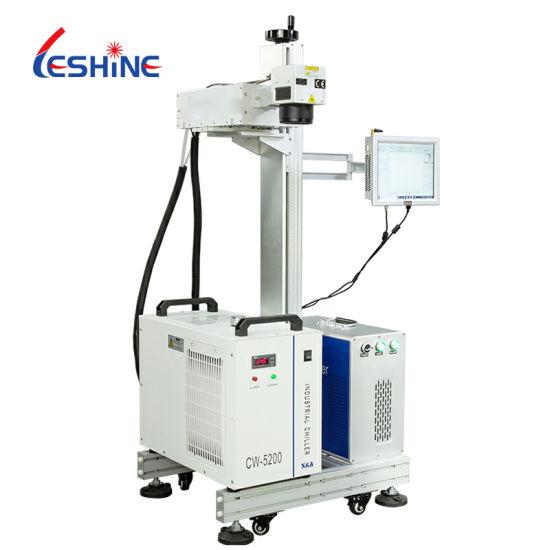 Desktop 5W UV Laser Marking Machine with 200X200mm Working Area