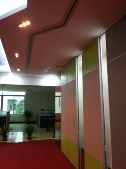 Hotel Movable Soundproof Partition Wall pictures & photos