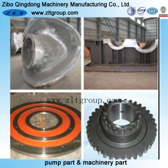 Stainless Steel/Carbon Steel Wear Parts Made by Sand Casting