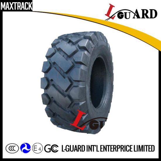 Mine OTR Tyre / OTR Tire (27.00R49, 40.00R57) Scrapers Haulage Dump Trucks