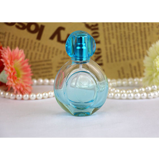 Beautiful Butterfly Shape Perfume Glass Bottles for Fragrance Bottles pictures & photos
