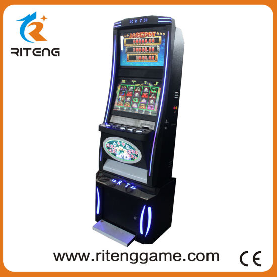 Poker Video Game Casino Slots for Game Room pictures & photos