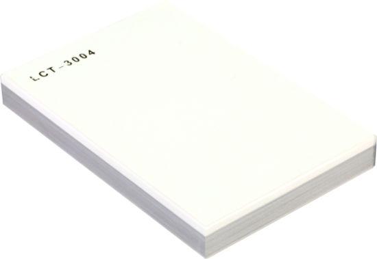 Lct Brand High Gloss Panel MDF, PETG Laminated Sheet MDF (shiney white)