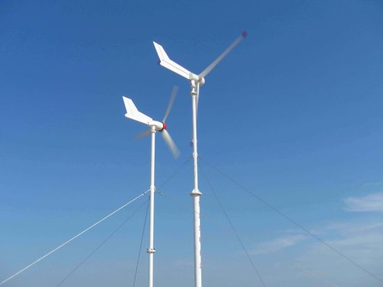 3kw Horizontal Axis Wind Turbine pictures & photos