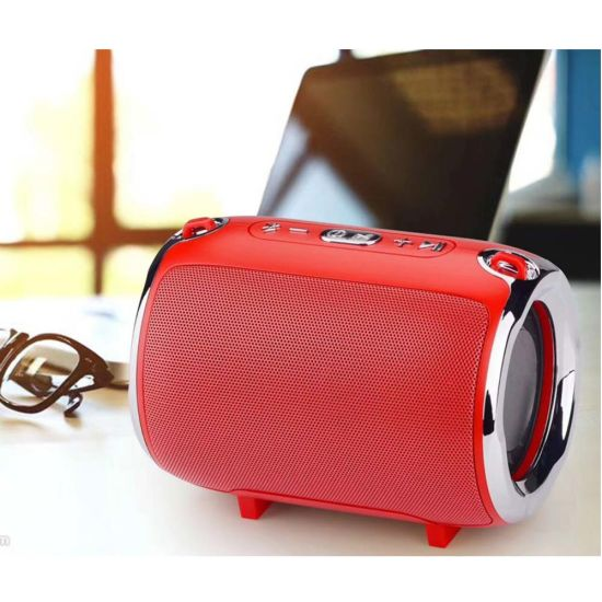 China 2019 New 1200mAh Outdoor Music Sound Subwoofer Box MP3 USB Aux