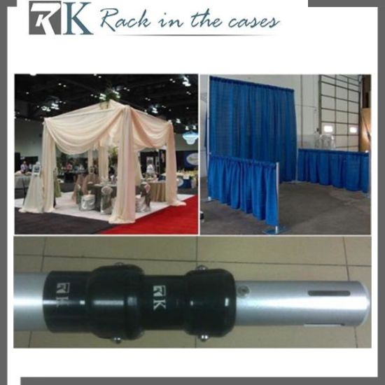 Pipe and Drape Exhibition Booth for Event Wedding Backdrop pictures & photos
