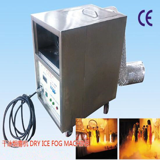 High Quality Dry-Ice Blasting Trade Assurance Dry-Ice Blasting Dry Ice Making Machine with Dewars pictures & photos