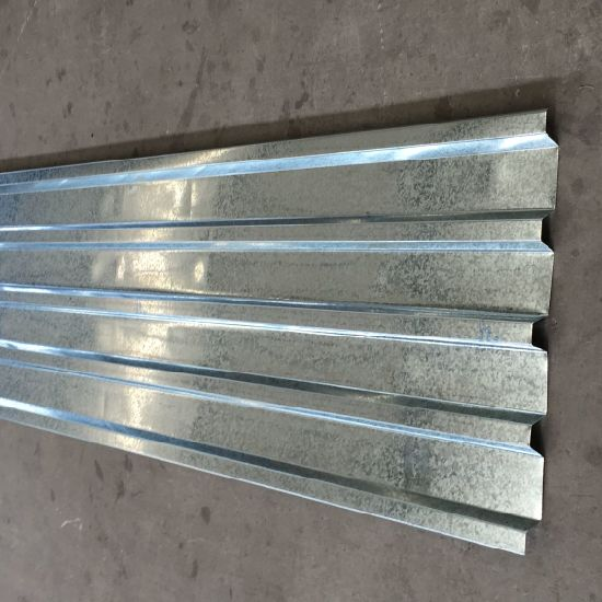 Hot Dipped Galvanized Steel Sheet (0.12mm-6.0mm)