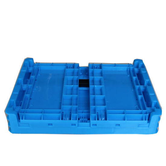 Plastic Folding Box, Folding Crate, Folding Bins pictures & photos