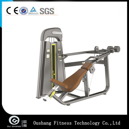Om-7006 Incline Chest Press Fitness Gym Equipment