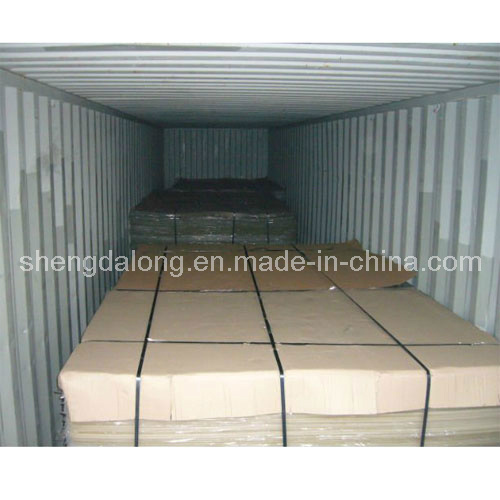Transparent Acrylic Sheet in 40 Feet Container