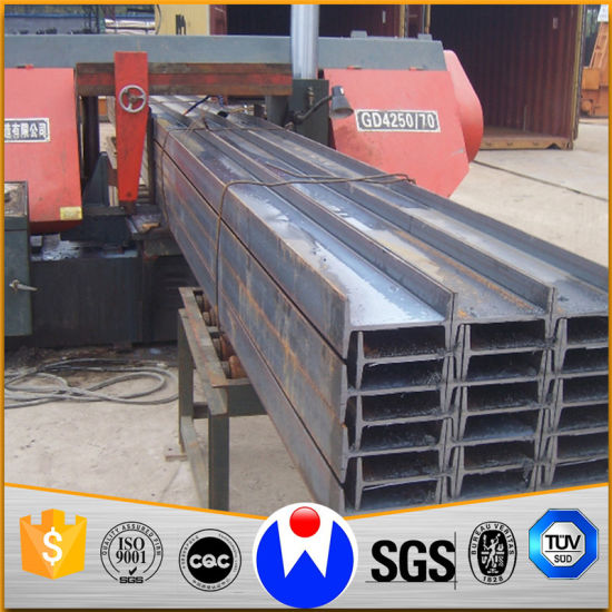 Hot Rolled Carbon Steel H Beam Price Per Kg pictures & photos