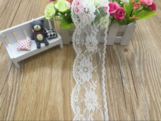 Wholesale High Quality Non-Elastic Lace for Garment Accessories