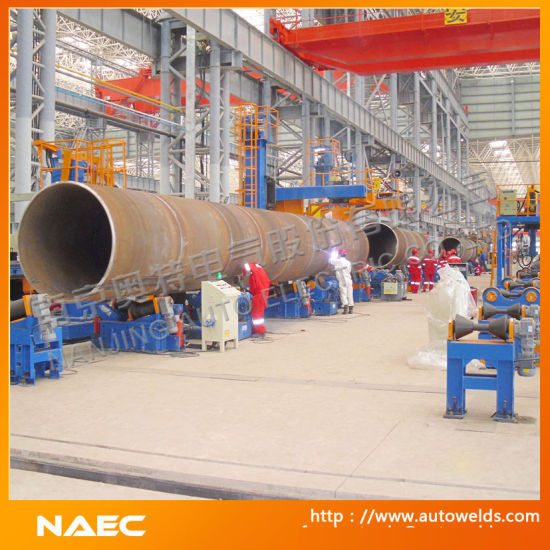 Outside Circumferential Seam Automatic Welding Line pictures & photos