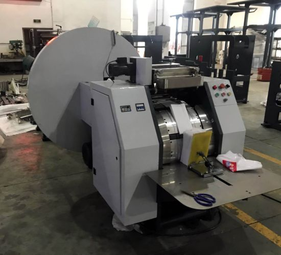 Sy-400-650 -800 Bottom Paper Bag Making Machine Can Cut The Bags at Same Length