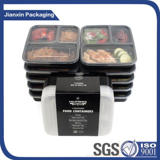 Disposable Fast Food Packing Box pictures & photos