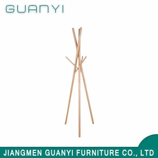 Luxury Wooden Coat Hanger Wooden Clothes Stand New Design Hanger