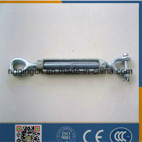 Forged Turnbuckle Us Type with Jaw-Eye -Hook-Stud FF-T791b pictures & photos