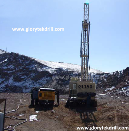 Blast Hole Drill Rig for Sale pictures & photos