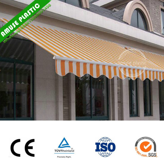 Charmant Aluminu Electric Outdoor Back Patio Awning Cover Shades Overhangs