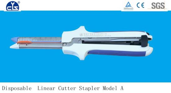 Model a Disposable Linear Cutter Stapler (CE Mark) pictures & photos