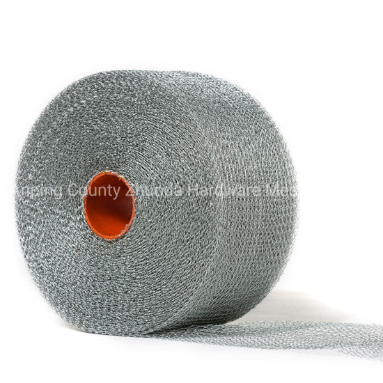 Amazon Ebay's Choice Copper Stainless Steel Nickel Titanium Knitted Wire Mesh for Industry (KWM)