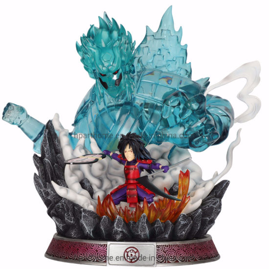 OEM Customized Personalized Cartoon Character Resin Anime Sculpture Statue