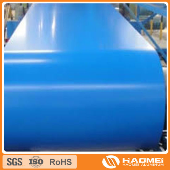Polyester Color Coated Aluminum Coil pictures & photos