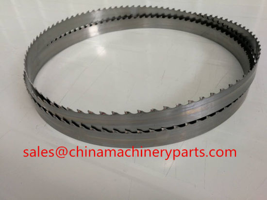 KANZO Germany Imported High Quality Bi Metal Band Saw Blades Tpi 4 6 With A Wholesale Price