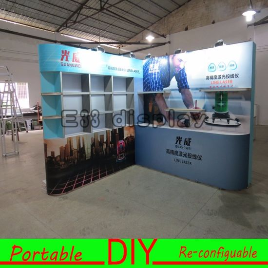 Exhibition Stand Frame : China easy set up portable modular aluminum frame exhibition booth