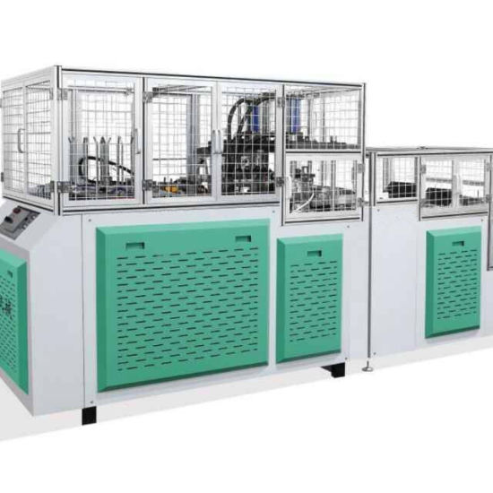 New Model Automatic Paper Plate Forming Machine (ZDJ-600)