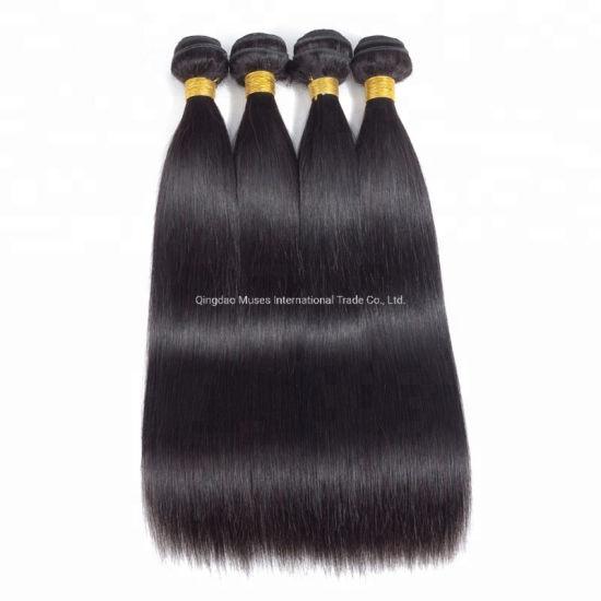 Top 12A Grade Single Doner Hair 100% Unprocessed Wholesale Virgin Brazilian Silky Straight Hair Extension Human Hair