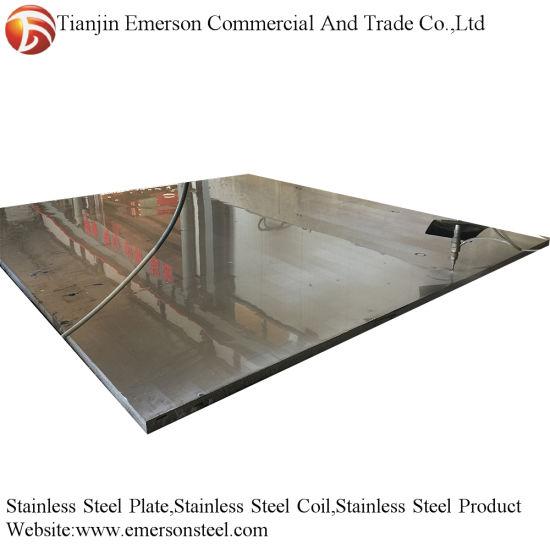 "set of 6 20 Gauge Stainless Steel #8 Mirror Finish 304 Sheet Plate 4/"" x 4/"""