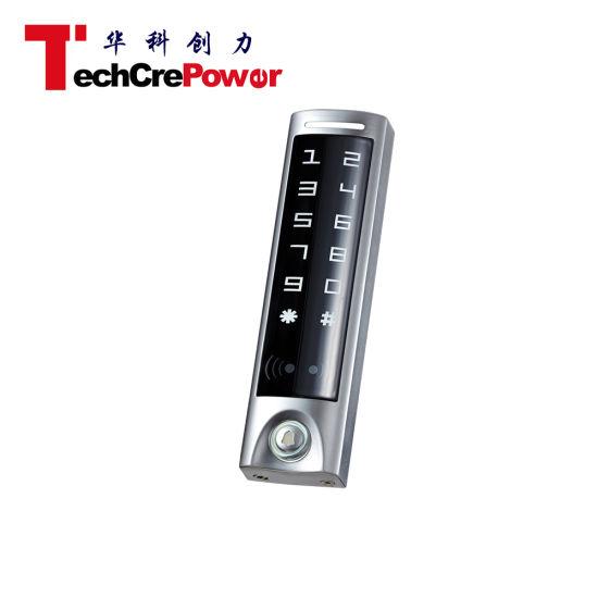 125kHz RFID Card Wiegand26 Reader High Level IP65 Waterproof Metal Touch