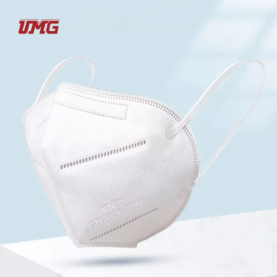 FDA Ce High Quality Kn95 Protective Disposable Respirator