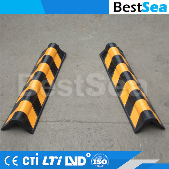 Heavy Duty Round Angle Rubber Guards