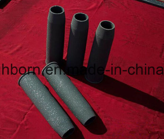 Silicon Carbide Sic Thermocouple Protection Tube pictures & photos