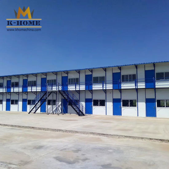 Prefab Mining Site Accommodation Camp