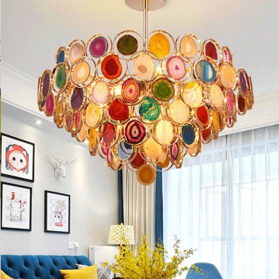 Nordic Lamp Unique Design Chandelier Bedroom Dining Room Decorative Lights