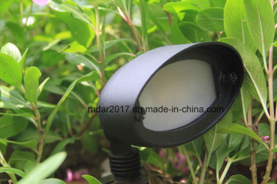 LED Landscape Lighting Fixture Aluminum Spot Light UL ETL Approved pictures & photos